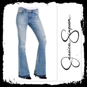 NWT Jessica Simpson Uptown Jeans